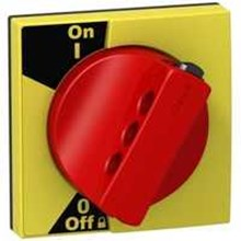 Aksesoris Listrik Rotary handle red A9A27006