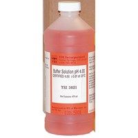 Kimia Industri Buffer Solution Ph.4.00  Ysi 3821 1