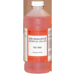 Kimia Industri Buffer Solution Ph.4.00  Ysi 3821