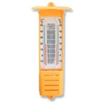 Termometer Suhu Udara Wet & Dry Thermometer  Alla France 74900-001-Ca 1