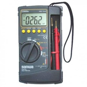 Multimeter Digital Cd800a