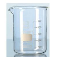 Peralatan Medis Lainnya Duran  Glass Beaker  Low Form  With Spout 100Ml 1