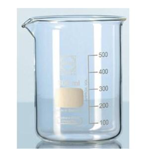 Peralatan Medis Lainnya Duran  Glass Beaker  Low Form  With Spout 100Ml