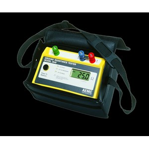 Alat Ukur Dan Instrumen Aemc 3640 3Point Digital Ground Resistance Tester Kit With 150 Leads