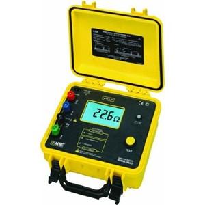 Alat Ukur Dan Instrumen Aemc 4630 Ground Resistance Tester Tester Mdl 4-Pt Digital