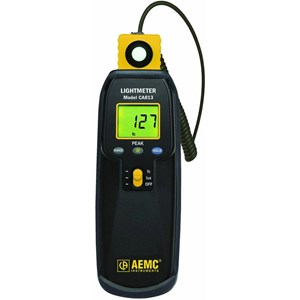 Alat Ukur Dan Instrumen Aemc Ca813 High-Range Light Meter With Mountable Pensor