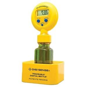 Alat Ukur Dan Instrumen Digi-Sense Calibrated Digital Bottle Thermometer With Liquid Fill Std