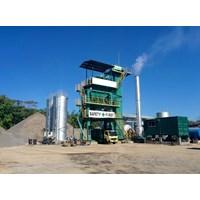 Mesin Aspal Asphalt Mixing Plant Merk Nikko Seri Cbd 100 1