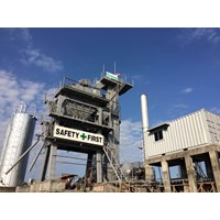Distributor Mesin Aspal Asphalt Mixing Plant Merk Nikko Seri Cbd 100 3