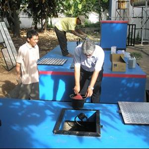 Jasa Instalasi IPAL By PT  Monang Nauli Sejahtera