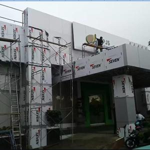 Jasa Pemasangan Composite Panel By Monang Nauli Sejahtera