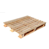 Pallet Kayu Four Way Wing Type