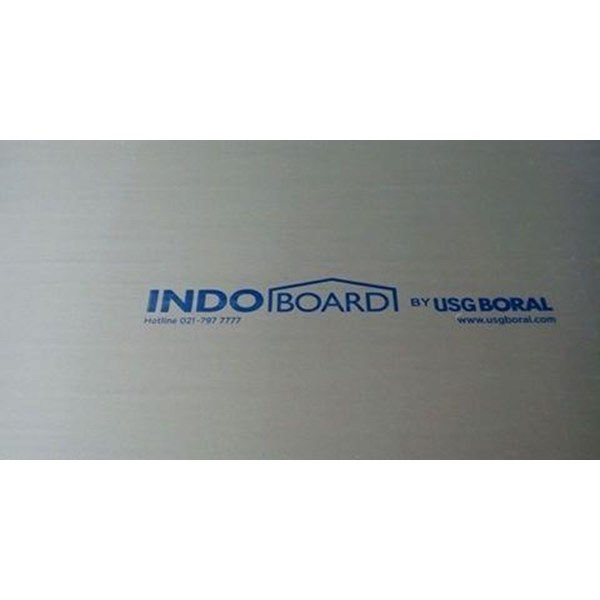 Gypsum INDOBOARD