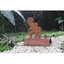 Ornamen Jawa Jengger Bali