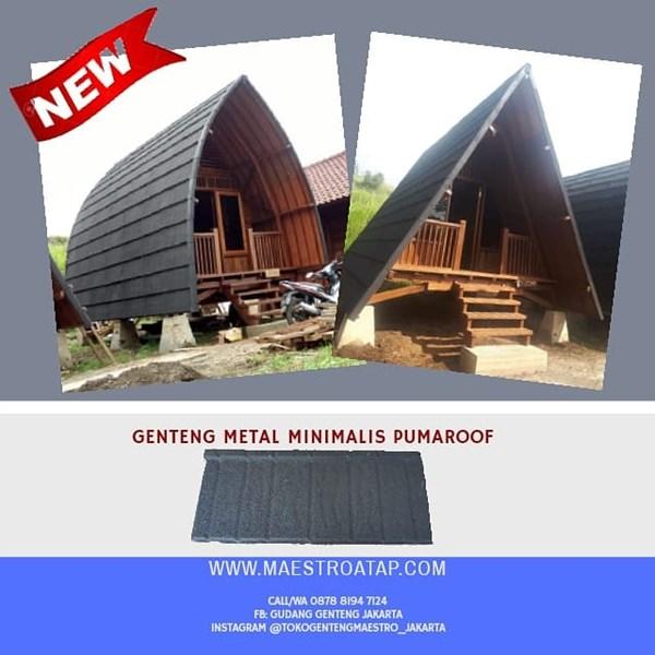 Genteng Metal Minimalis Pumaroof