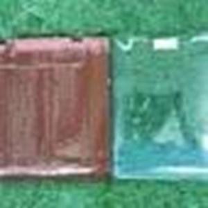 Genteng Kaca Kanmuri Full Flat