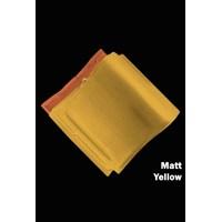 Yellow Matt Ceramic Tile