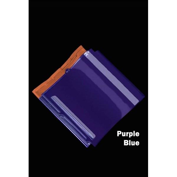 Genteng Keramik Mclass Purple Blue