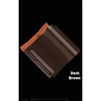 Genteng Keramik Mclass Dark Brown Kw 2