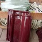 Paket pembelian genteng keramik Maroon 1