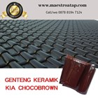 Genteng Keramik KIA Chocobrown 1