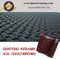Genteng Keramik KIA Chocobrown