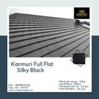 Genteng Kanmuri Full Flat Silky Black 1