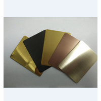 Plat Mirror Gold / Plat Black MR Stainless / Plat Rose Gold Stainless 201 & 304