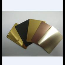 Plat Mirror Gold / Plat Black MR Stainless / Plat Rose Gold Stainless 201 & 304