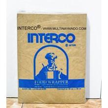 Kertas Pembungkus merk INTERCO