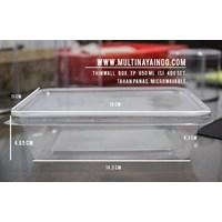 Kotak Makan / Thinwall / Box Plastik / Food Container  Tahan Panas TP Ukuran 650 mL