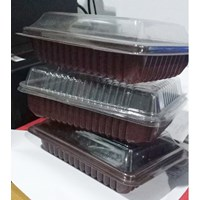 Jual Box Mika Brownies size S M L 2