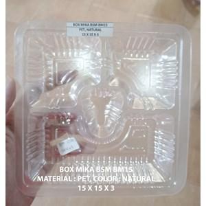 Plastik Box Mika Tray
