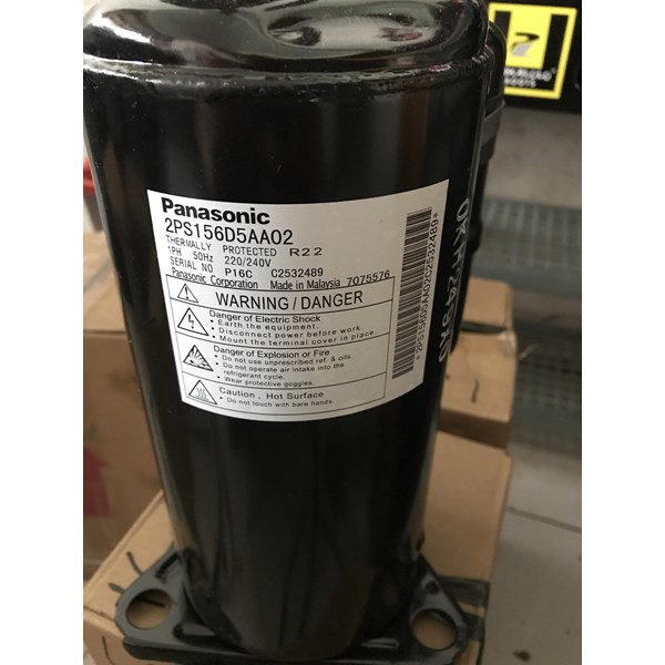 Compressor Panasonic 2PS156D5AA02 ( 1PK )