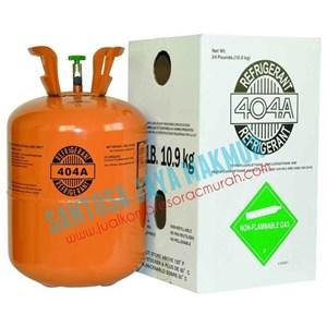 Freon R404A Refrigerant