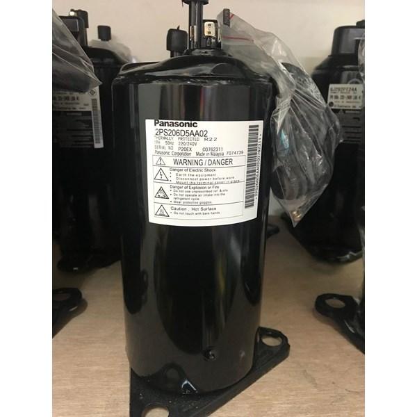 Compressor Panasonic 2PS206D5AA02 (1 1/2 pk )