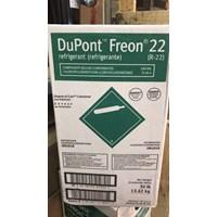 Freon R22 Dupont USA ( 13.62 kg )