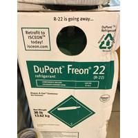 Freon Dupont R22 Shanghai ( 13.62 kg )