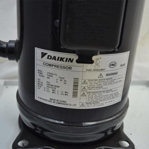 Compressor Daikin JT335D-Y1L (12PK) Model Scroll