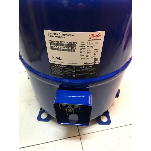 Compressor Danfoss MTZ100HS4VE (8PK)