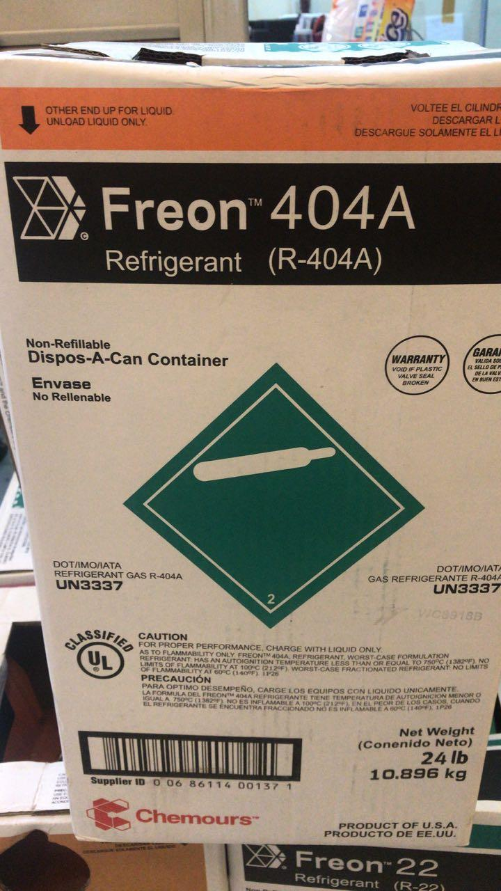 Sell Freon R404 Chemours USA from Indonesia by Santosa Jaya Makmur,Cheap  Price