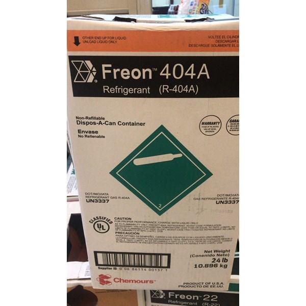Freon / Refrigerant R404A Chemours USA