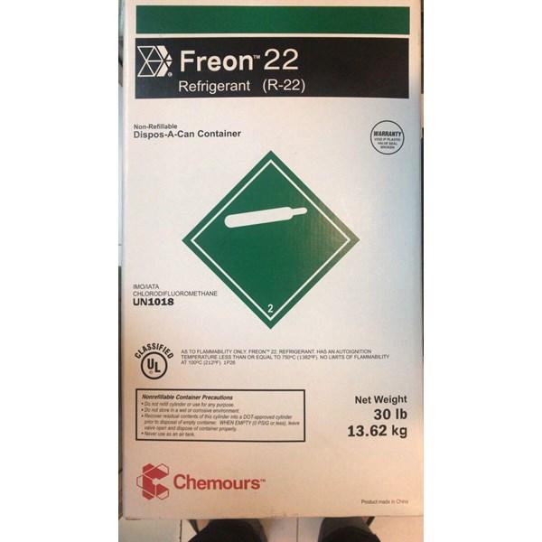 Freon R22 Chemours China