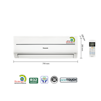 Panasonic CS-YN9SKJ AC Split 1 PK Standard R32