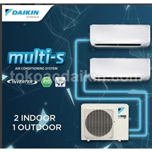 AC Multi S/2MKC 30 QVM4 1/2PK + 1/2PK Inverter (2 indoor)