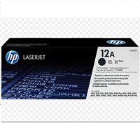 Toner Printer HP 12A