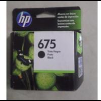 Jual Toner Printer HP 675 Black