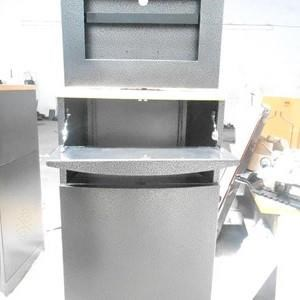 cabinet for instrument