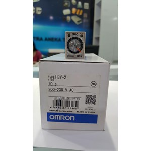 Sell omron h3y 2 delay timer relay ac 220v 10s from indonesia by omron h3y 2 delay timer relay ac 220v 10s publicscrutiny Choice Image