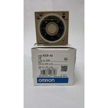 Timer Omron H3CR-A8 220 VAC